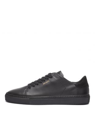 Axel Arigato Clean 90 Sneaker 28116 Black Leather