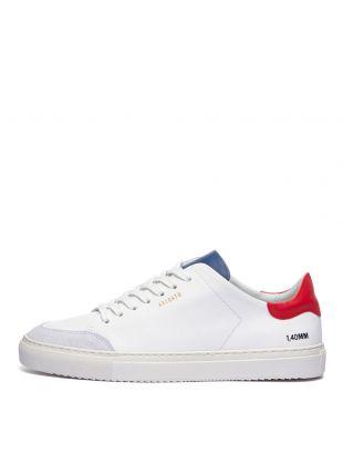 Axel Arigato Clean 90 , 28623 White Blue Red , Aphrodite 1994