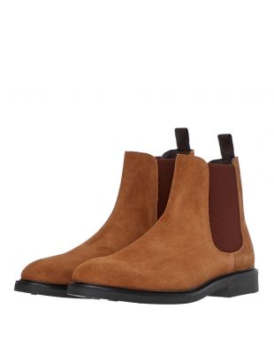 Chelsea Boots - Tobacco