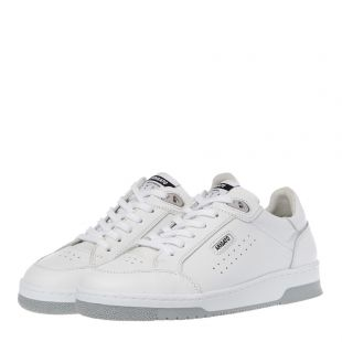 Clean 180 Sneakers - White / Grey