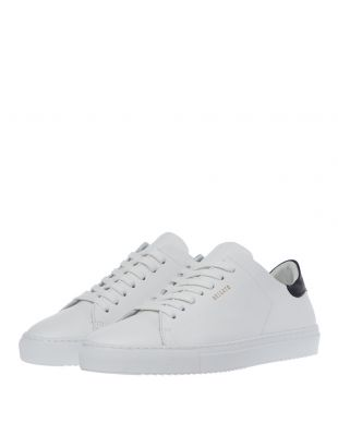 Clean 90 Contrast Trainers - White / Black