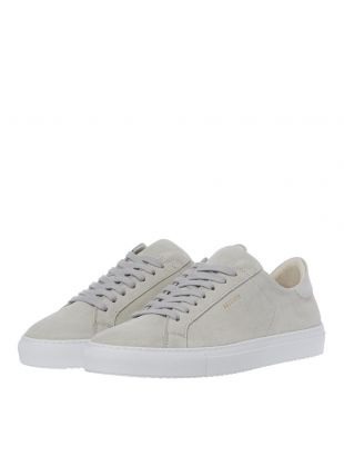 Clean 90 Trainers - Beige Suede