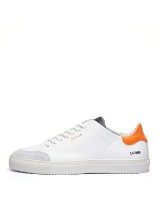 Axel Arigato Clean 90 Sneakers | 28487 White / Green / Orange