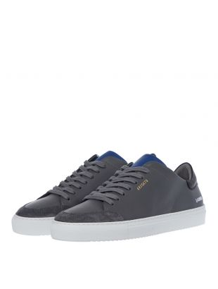 Clean 90 Triple - Grey / Black / Blue