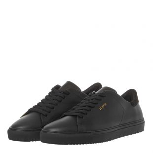 Clean 90 Sneaker - Black Leather