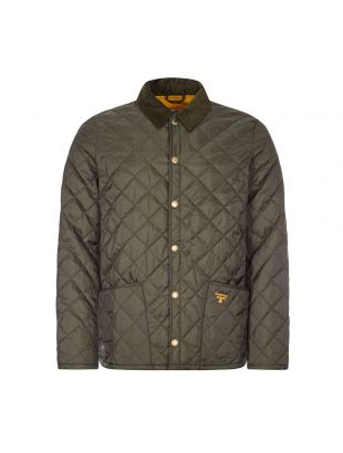 Barbour Beacon Starling Quilt Jacket | MQU1019 OL71 Olive