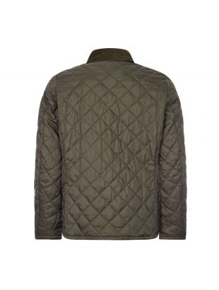 Beacon Jacket Starling Quilt - Olive