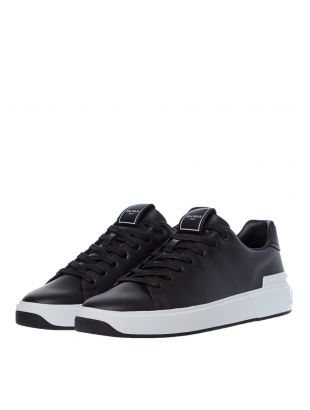 B Court Trainers - Black
