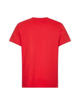 T-Shirt Rubber Logo - Red