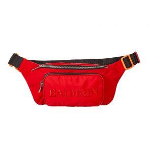 Balmain Bag   SM1S035TNYT 3AA Red