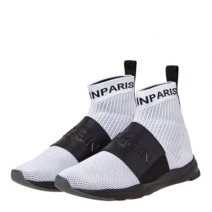 Trainers Cameron Knit - White/Black