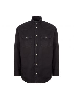 balmain shirt TH12332 Z213 OPA black
