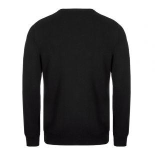 Jumper – Knitted Black / White