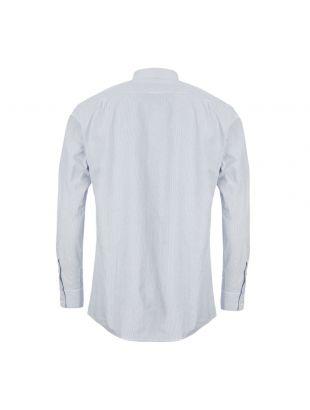 Shirt - Blue / White