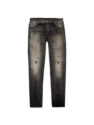 Balmain Jeans , UH15230Z009 OPA Black , Aphrodite 1994