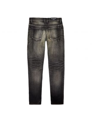 Jeans Slim Selvedge - Black