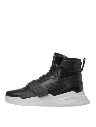 Balmain B-Ball Sneakers | UM1C230LCTW OPA Black