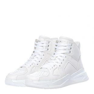 Trainers B-Ball - White