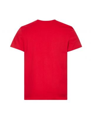 T-Shirt Velvet Logo - Red