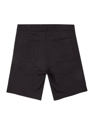 Sweat Shorts Embossed - Black