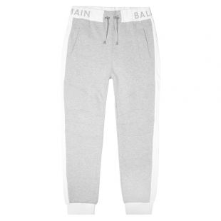 Balmain Sweatpants Cuffed | Grey TH05786I268 9UB | Aphrodite