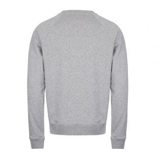 Sweatshirt – Logo Grey