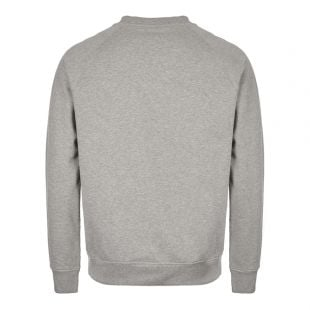 Sweatshirt Logo - Grey