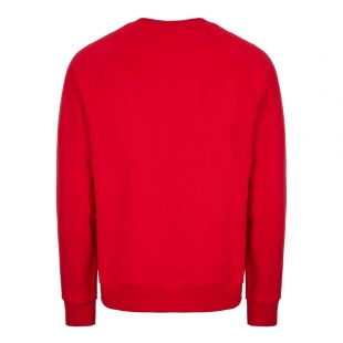 Sweatshirt Logo - Red