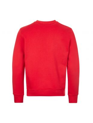 Sweatshirt 3D - Red