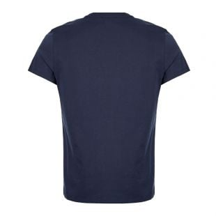 T-Shirt - Navy Logo
