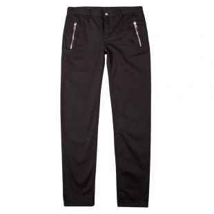 Balmain Trousers SH05402Z519 0PA Black