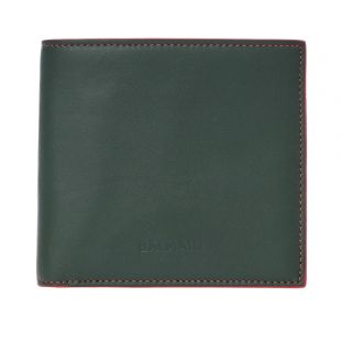 Balmain Wallet SM1M020LGGE Dark Green
