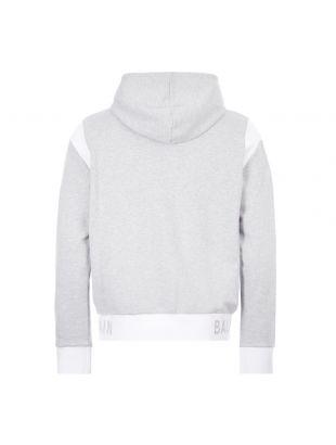 Zipped Hoodie - Grey