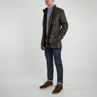 Corbridge Jacket - Olive