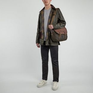 Ashby Jacket - Olive