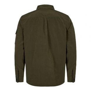 Askern Overshirt - Green