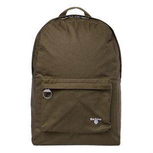 Barbour Cascade Backpack | UBA0512 OL51 Olive | Aphrodite Clothing