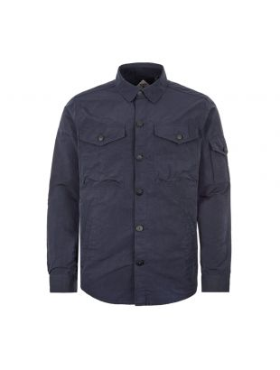 Barbour Beacon Overshirt Askern|MOS0036 NY91 Navy|Aphrodite1994