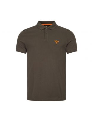 Beacon Polo Shirt - Forest