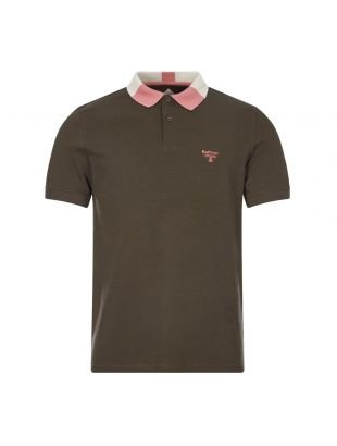 Barbour Beacon Polo | MML1090 GN91 Forest | Aphrodite