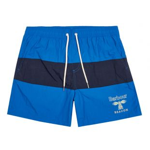 Barbour Swim Shorts | MSW0025 BL56 Blue / Navy