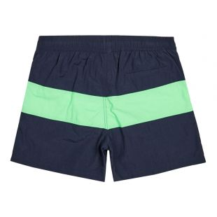 Swim Shorts - Navy / Green