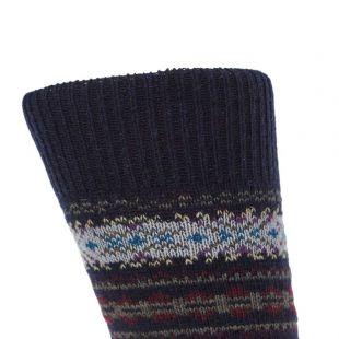 Socks – Boyd Navy