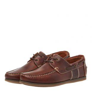 Boat Shoes Capstan - Mahogany
