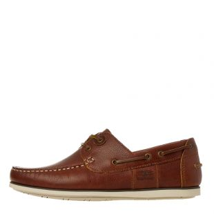 barbour shoes capstan | MFO0304 TA51 cognac