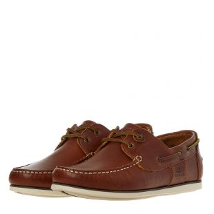 Shoes Capstan - Cognac