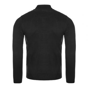 International Baffle Zip Top - Black