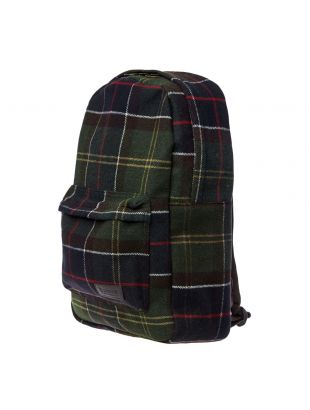 Carrbridge Backpack - Navy / Green