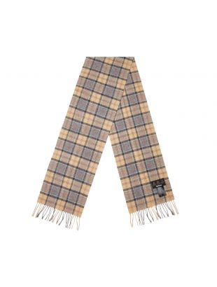 Scarf – Dress Tartan Beige