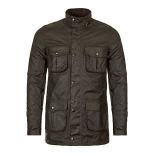 Barbour Corbridge Jacket | MWX0340 OL71 Olive | Aphrodite1994